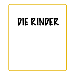 Rind Rinderzüchter Rinderbauer Rinder Geschenk
