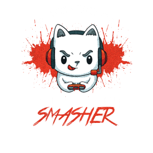 Professional Button Smasher Lustiges Gamer
