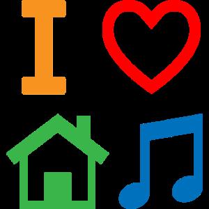 Ich liebe House-Musik 2