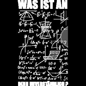 Mathelehrer Physiklehrer Mathestudent Geschenk