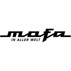 Mofa in aller Welt Logo Parodie (v2)