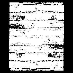 Schwarz und Weiß. Ziegelsteine Hintergrund vinrag