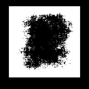 weißes Quadrat Rahmen, Hintergrund Viereck Design