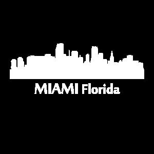 Miami City USA Florida Bundesstaat Amerika