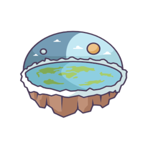 The earth is flat - Earth Society