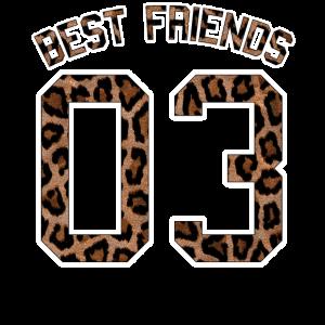 Best Friends 03 Gruppen Outfit Beste Freunde