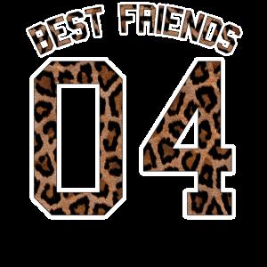 Best Friends 04 Gruppen Outfit Beste Freunde