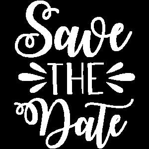 Hochzeitszitate Speichern Sie das Datum