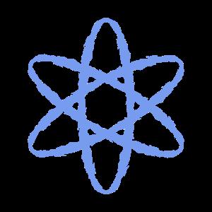 Atom Symbol Atomkraft