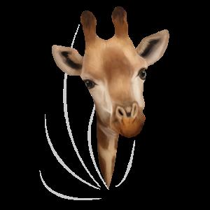 Giraffe Giraffen Giraffeliebhaber Geschenk Safari