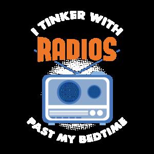 Funk Amateur Funker Funken Radio Hobby Geschenk