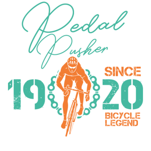 Pedal Pusher Seit 1920 Fahrradlegende