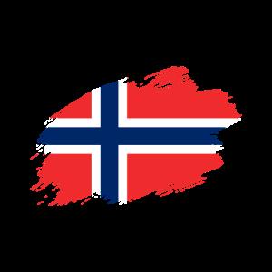 Norwegen norwegisch Flagge Fahne