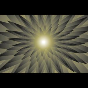 Sternenhintergrund SuperNova - Poster