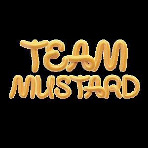 Senfliebhaber Tee Team Senf Mayonaise