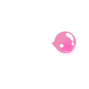 Peace Friendship Bubblegum