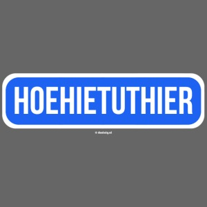 Hoehietuthier