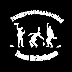 Junggesellenabschied Bräutigam Polterabend T-Shirt