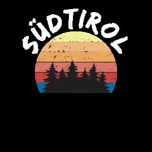 Südtirol Südtiroler Vintage Design Geschenkidee