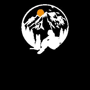 Wandern Hund Ausblick Berge Natur Geschenk