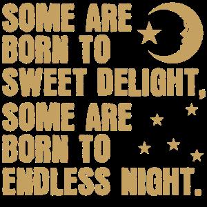 BORN IN NIGHT - Goth Gothic