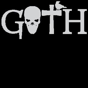 GOTH - GOTHIC TOTENKOPF