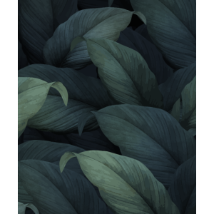 Beautiful Pattern Floral Green Leaves