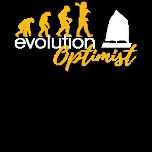 Evolution Of Optimists