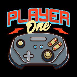 Controller Ein Videospiel-Player