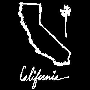 Cooles California Design für Fans des Golden State