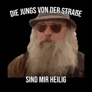 Die Jungs von der Straße sind mir heilig - Harald