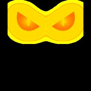 Halloween Gürbis Grusel Augen Gesicht