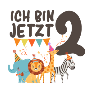 2. Geburtstag Zoo