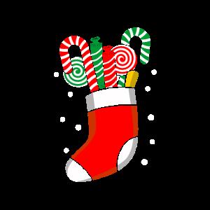 Face Mask Christmas Süßigkeiten Weihnachten Maske