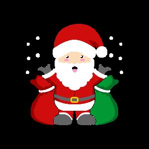 Face Mask Christmas santa claus