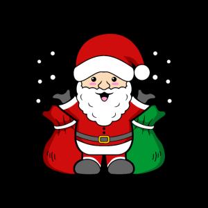 Mask Christmas Santa Claus