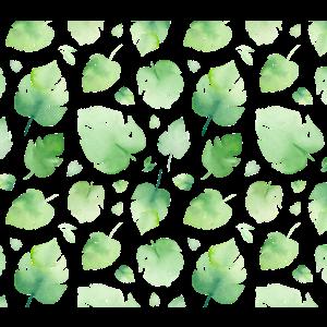Blätter Pflanzen Muster für Gärtner