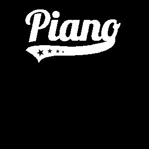 Klavier Pianist Komponist Geschenk Klavierspieler