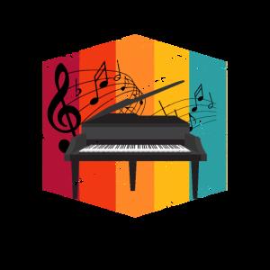 Klavier Piano Musizieren Geschenk