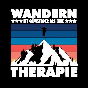 Therapie Günstiger Wandern Wanderer Geschenk