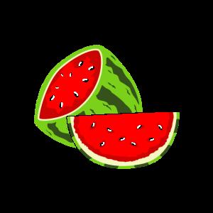 Face Mask Watermelon Maske Melone Wassermelone