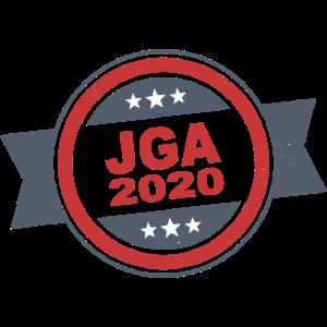 JGA 2020 Vintage Logo