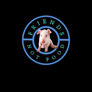 Freunde nicht essen - Vegane vegetarische Tierliebhaber