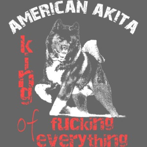 American Akita - King of fucking everything