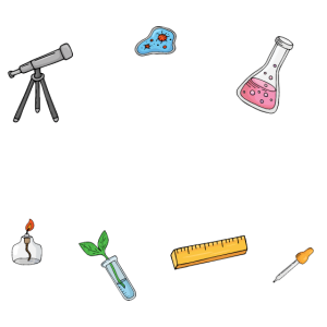 Wissenschaft Elements Lehrer Wissenschaftler