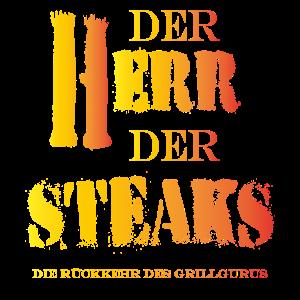 Herr der Steaks