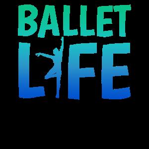 Ballet Life Primoballerino mit Sternchen Jungs