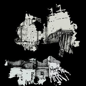 Rostock Warnemünde Collage