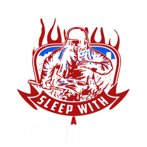 Feuerwehr Sicherheit,sleep with Firefighter,Spruch