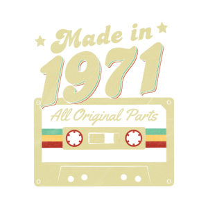 Made in 1971